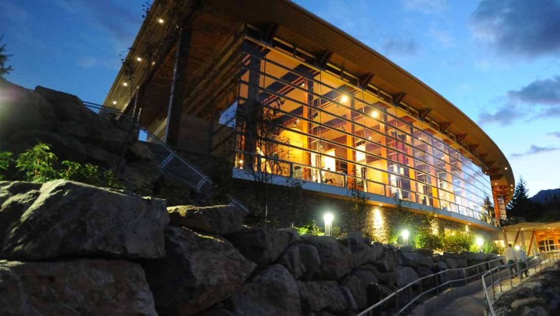 The Squamish Líl'wat Cultural Centre (SLCC)