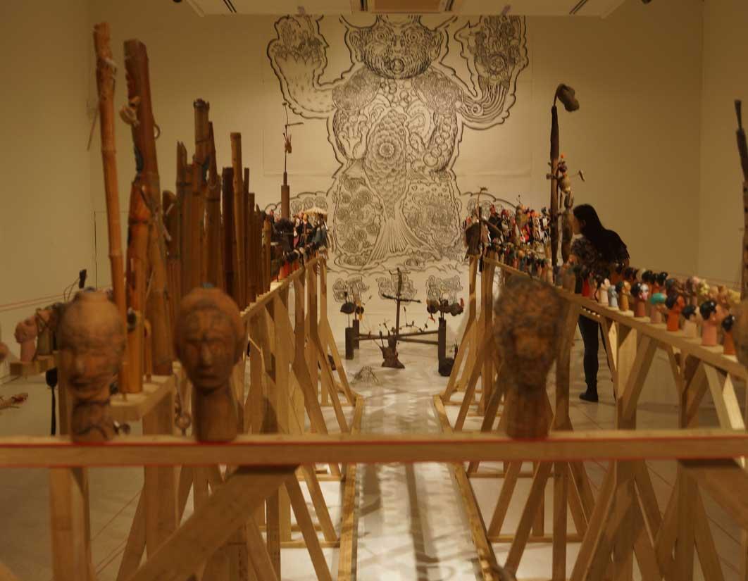 (In)visible Program: Artist In Residence