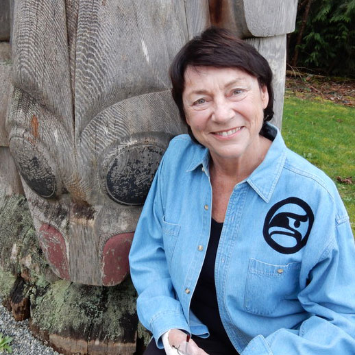 Stanley Park Totem Poles with Vickie Jensen