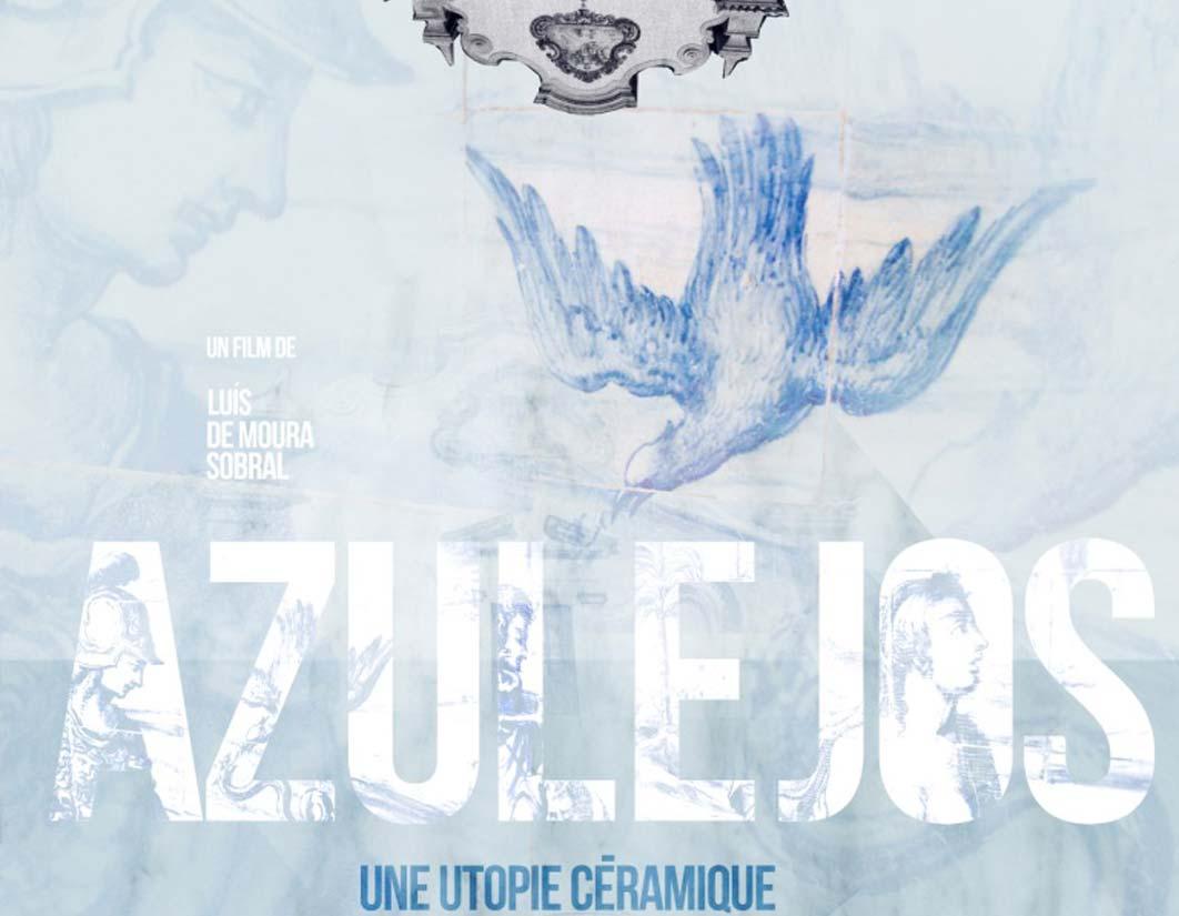 Azulejos Film & Poster Display
