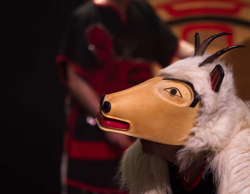 School Program: Coastal First Nations Dance Festival