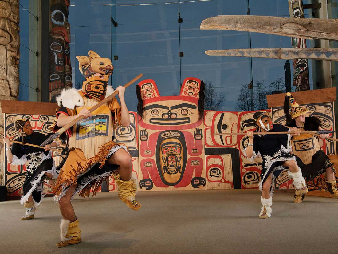 Coastal First Nations Dance Festival
