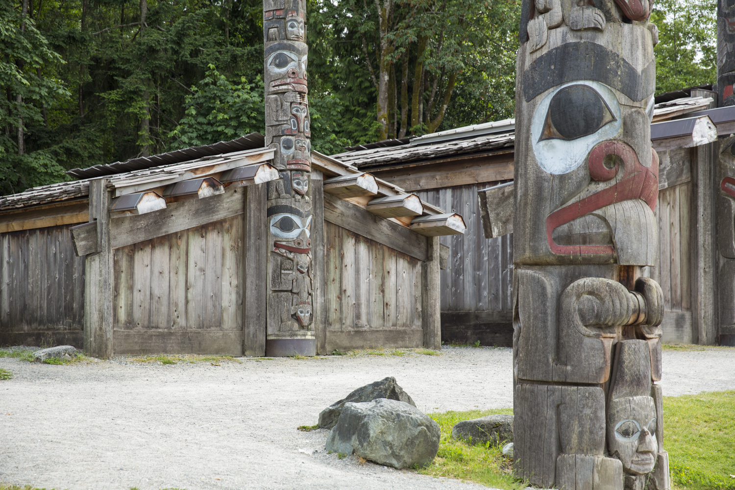 Permanent Exhibitions - Museum of Anthropology at UBC