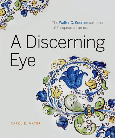 cover of A Discerning Eye