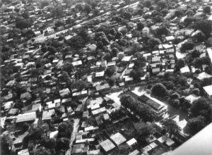 Maputo - Bairro de Mavalane.